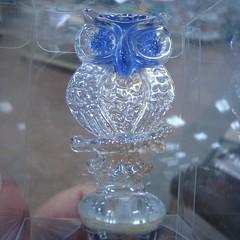 wine stoppers (muffett68 ☺ heidi ☺) Tags: glass owl winestopper