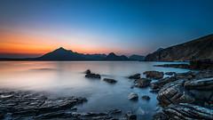 Elgol Sunset (petebristo) Tags: elgol skye isleofskye sunset seascape sea scotland