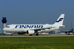 FINNAIR AIRBUS A320 OH-LXH (Level 13 Images) Tags: airbus a320