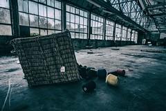 spill (tbolt-photography.com) Tags: d750 nikon derelict derp derelictplaces derelictbuildings dickingabout decay abandoned abandonedplaces abandonedbuildings architecture arches oldenoughtoknowbetter monochrome mill yorkshire