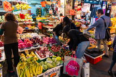 _D8E3574_LR_LOGO (Ray 'Wolverine' Li) Tags: hongkong asia asiafavorites chinese wetmarket market street streetphotography food fruit