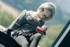 DSC03081 (akabarin) Tags: bjd dollfiedream toy outdoor doll