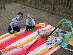 """Picnic on the Deck • <a style=""""font-size:0.8em;"""" href=""""http://www.flickr.com/photos/109120354@N07/46735175345/"""" target=""""_blank"""">View on Flickr</a>"""