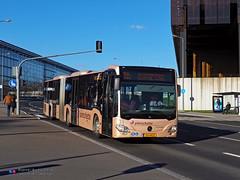 Mercedes Citaro C2 GÜ - RGTR (Pletschette 4410) (Pi Eye) Tags: mercedes o530 citaro citarog citarogü articulé gelenk c2 luxembourg avl vdl multiplicity rtgr letzebuerg bus