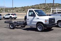 Ford E350 (twm1340) Tags: 2019 jones ford verde valley camp az arizona dealer new car