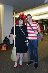 0834 - Sak 2019 - Friday (Photography by J Krolak) Tags: cosplay costume masquerade friday sakuracon2019 dayone