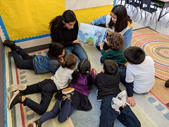 MG20190411-007.jpg (Menlo Photo Bank) Tags: largegroup children spring bayareatravel girls event students reading people classroom photobymattgranoff upperschool literacyday 2019 favorite menloschool atherton ca usa
