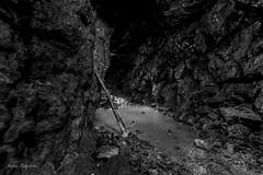 Old mining equipment (lortopalt) Tags: bw nikon d850 exploring utforskar abandoned övergivna mines mining gruva gruvor srt climbing klättra stefan lortopalt