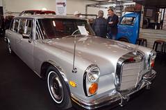 1969 Mercedes W100 600 Pulman Front (Joachim_Hofmann) Tags: auto fahrzeug verbrennungsmotor ottomotor mercedes daimler benz daimlerbenz mercedesbenz mercedes600 staatskarosse