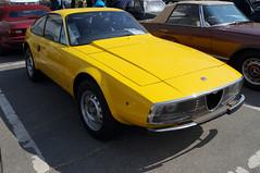 1969 Alfa Romeo Junior Zagato Front (Joachim_Hofmann) Tags: auto fahrzeug verbrennungsmotor ottomotor alfa alfaromeo coupé zagato