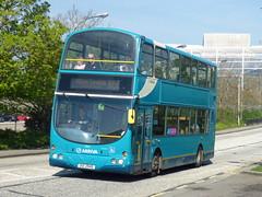UUI2946 (47604) Tags: uu12946 4026 arriva bus milton keynes route service x60