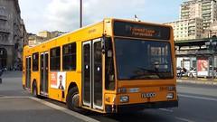 AMT 3840 (Lu_Pi) Tags: amt genova autobus bus iveco iveco490 turbocity turbocityur brignole formazionepersonale