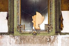 Eisoptrophobia (Seb Lo Turco) Tags: abbandono villa abandonedmansion decay urbex abandonedplaces specchio mirror