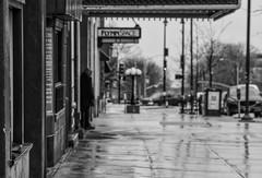 A Rainy Saturday (michael.mckennedy) Tags: city burlington vermont rain sidewalk vt btv