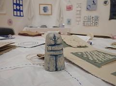 Lucky one! (Landanna) Tags: easterartexhibition exhibition art kunst als sønderjylland zuidjutland denmark denemarken danmark dänemark annettevalstrøm