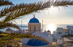 _MG_9523 - Orthodox churches of Santorini #7 (AlexDROP) Tags: 2017 europe greece santorini greek travel color city urban daylight church architecture orthodox sun sunset canon6d ef241054lis best iconic famous mustsee picturesque postcard