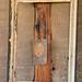 Rahmen im alten Schuppen
