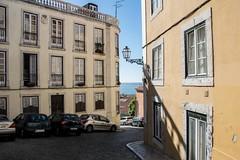 Lisbonne, Alfama, 3 (Patrick.Raymond (5M views)) Tags: portugal lisboa lisbonne hdr nikon architecture