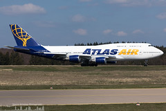 N465MC Atlas Air Boeing 747-446 (HHN - EDFH - Hahn) (Sierra Aviation Photography) Tags: blau boeing embraer airbus bombardier planespotting planespotter spotter avionik spotting aviation luftfahrt airline airlines airways airport runway landing departure arrival jet sierraaviationphotography canon 5d eos engine taxiway terminal apron flugzeug aeroporto avião luchthaven vliegtuig luchtvaart airliner jetliner civilaviation aircraft airplane aeroplano sierraaviation 飛機 飞机 الطائرات 航空機 空港 مطار 机场 航空公司 الطيران エアライン 항공회사 hhn edfh hahn hunsrück frachter camber