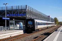 P1800160 (Lumixfan68) Tags: eisenbahn züge triebwagen baureihe mf ic3 gumminase dsb dänische staatsbahn ec eurocity ic intercity