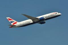 BA0035 LHR-MAA (A380spotter) Tags: takeoff departure climb climbout boeing 787 8 800 dreamliner™ dreamliner za454 gzbje internationalconsolidatedairlinesgroupsa iag britishairways baw ba ba0035 lhrmaa runway09r 09r london heathrow egll lhr