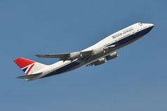 'BA04A' (BA0177) LHR-JFK (A380spotter) Tags: takeoff departure climb climbout belly boeing 747 400 gcivb negus19741980 negusnegus britishairways10019192019 centenary retrocolours livery scheme retrojet 2019 ba100 baretrojet internationalconsolidatedairlinesgroupsa iag britishairways baw ba ba04a ba0177 lhrjfk runway09r 09r london heathrow egll lhr