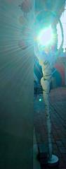 Ballerina Statue a lå Alberto Giacometti & Man Ray (Chic Bee) Tags: photostream ribbet ballerina alagiacometti manray sculpture