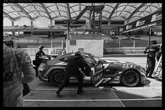 _Z717813 copy (mingthein) Tags: thein onn ming photohorologer mingtheincom availablelight pitlane gt3 racing sepang malaysia cars bw blackandwhite monochrome nikon z7 24120vr