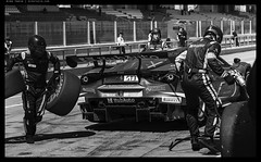 _Z717811 copy (mingthein) Tags: thein onn ming photohorologer mingtheincom availablelight pitlane gt3 racing sepang malaysia cars bw blackandwhite monochrome nikon z7 24120vr