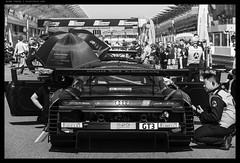 _Z717769 copy (mingthein) Tags: thein onn ming photohorologer mingtheincom availablelight pitlane gt3 racing sepang malaysia cars bw blackandwhite monochrome nikon z7 24120vr