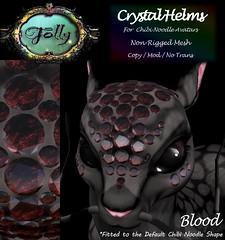 Folly_NoodleCrystalHelmAd_Blood (Cane's Folly SL) Tags: cane sutter second life chibi noodle avatars