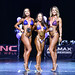 Bikini Novice 2nd Parry 1st Liu 3rd Bauer
