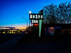 Retro Inn 2 (deepaqua) Tags: colorado motel rv sign dusk street