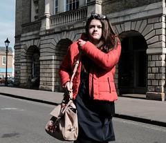 Street Portrait (Bury Gardener) Tags: suffolk streetphotography street streetcandids snaps strangers candid candids peoplewatching people folks england eastanglia uk 2019 fuji fujifilm fujixt3 cornhill