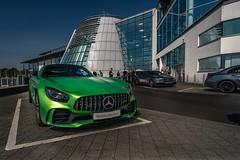 AMG GTR at Mercedes Benz World Brooklands (gaztotalmods) Tags: