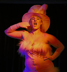 Miss Mimesi (Peter Jennings 36 Million+ views) Tags: press play burlesque improv competition 2019 cassette nine auckland new zealand peter jennings nz miss mimesi happy easter