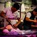Caravaggio's butchery