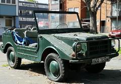 DKW Munga 4x4 (radio53) Tags: bundeswehr germany 4x4 autounion