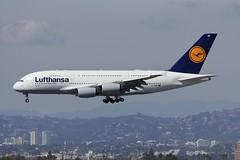 A380 D-AIMN Los Angeles 22.03.19-1 (jonf45 - 5 million views -Thank you) Tags: airliner civil aircraft jet plane flight aviation lax los angeles international airport klax lufthansa airbus a380 daimn