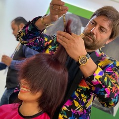 56913519_810927939262580_7479398883917479705_n (Kourosh Zarei) Tags: kht khtstyle kouroshhairteamstyle kourosh kouroshzarei zarei zareikourosh iran tehran hair hairstyle hairstyling competitions seminar hairseminar hairstylingseminar nails hairstylingcompetitions hairstylist hairdresser barber shinion haircut haircolor color colour dubai beautyworld2019