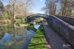 OXFORD CANAL (mark_rutley) Tags: city oxfordshire town urban canal oxfordcanal reflections