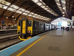150232 (Conner Nolan) Tags: class150 150232 greatwesternrailway gwr bristoltemplemeads