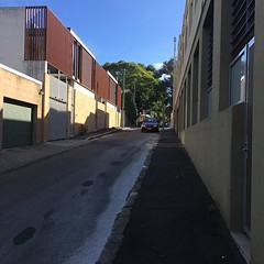Light and shadow play on lanes in Glebe, Sydney - #lightandshadowplayonlanes #light #shadow #lane #Sydney #Glebe #urbanstreet #urbanfragments #urbanandstreet #streetphotography #trees #car (TenguTech) Tags: ifttt instagram lightandshadowplayonlanes light shadow lane sydney glebe urbanstreet urbanfragments urbanandstreet streetphotography trees car