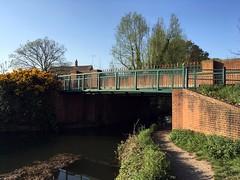 Ash Wharf Bridge, Basingstoke Canal @Ash (Kris Davies (megara_rp)) Tags: basingstoke canal waterway ash surrey