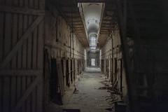 Best_Eastern State Pen_0419_07 (mizzbritta) Tags: philly philadelphia 2019 nikon 35mm filmphotography film usa easternstatepenitentiary prison
