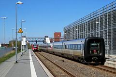 P1800239 (Lumixfan68) Tags: eisenbahn züge triebwagen baureihe mf dsb dänische staatsbahn gumminase ic3 intercity ic