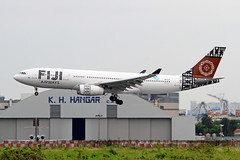 DQ-FJT Fiji Airways  Airbus A330-243 (阿樺樺) Tags: dqfjt fijiairways airbus a330243