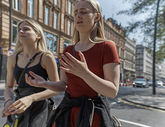 20190421T12-05-27Z (fitzrovialitter) Tags: england fitzrovia gbr geo:lat=5151946000 geo:lon=013286000 geotagged london unitedkingdom girl portrait streetportrait candid streetcandid candidstreet candidportrait peterfoster fitzrovialitter city camden westminster streets urban street environment streetphotography documentary authenticstreet reportage photojournalism editorial daybyday journal diary captureone olympusem1markii cosinavoigtländernokton175mmf095 mft m43 μ43 μft ultragpslogger geosetter exiftool