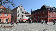 Herderplatz (manni0656) Tags: weimar thüringen thuringia germany herderplatz