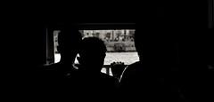 Shanghai Ferry (Igorza76) Tags: república popular china 中华人民共和国 中国 asia oriental east peoples republic shanghái 上海市shanghai 上海 huangpu river río jinling ferry barco boat pudong bund pareja couple ventana hand looking windows fuji xt10 fujixt10 black white bw blanco negro shanghai txina oporrak backlit